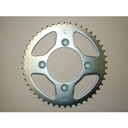 Sunstar Rear Sprocket 428-46T Steel For Honda CRF100F XR100R