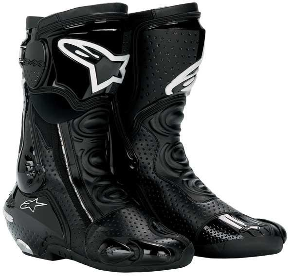 alpinestars smx plus vented boots 121698. Black Bedroom Furniture Sets. Home Design Ideas