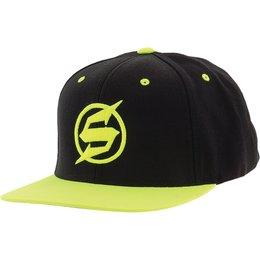 Black Slednecks Mens Zombie Snapback Adjustable Hat 2014