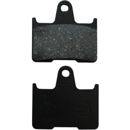 Drag Specialties Organic Aramid Rear Brake Pads Single Set For Harley 1720-0469