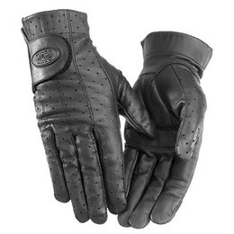River Road Womens Tuscon Perforated Leather Gloves