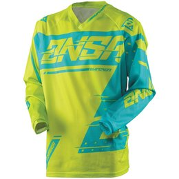 Answer Racing Youth Boys Syncron Air MX Jersey Yellow