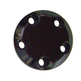 Black Shogun Frame S5 Sliders End Caps Pair