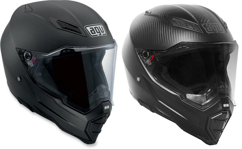 AGV AX-8 Evo Carbon Fiber Helmet Review