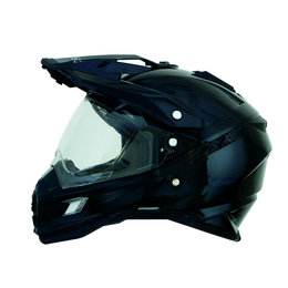 Black Afx Mens Fx-41ds Fx41 Ds Dual Sport Helmet