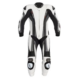 White Rst Mens Pro Series Cpx-c 1 Piece Leather Suit 2014 Us 38 Eu 48
