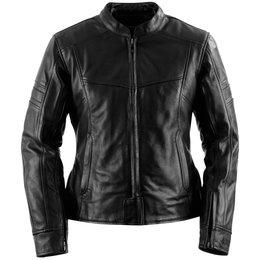 Black Brand Womens Eternity KoolTek Leather Jacket