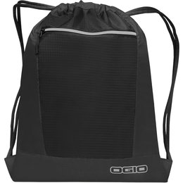 Ogio Pulse Cinch Sack Bag Pack Black