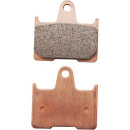 Drag Specialties Sintered Metal Rear Brake Pads Single Set For Harley 1721-2132