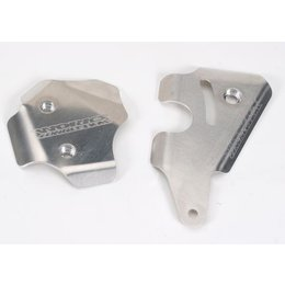 Works Connection Frame Guards Aluminum For Yamaha YZ85 02-10