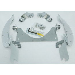 Memphis Shades Batwing Mount Kit Aluminum For Suzuki Boulevard C90
