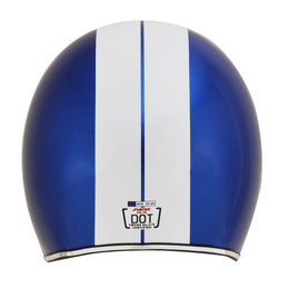 AFX FX-76 FX76 Shelby Open Face Helmet Blue