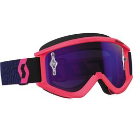 Scott USA Recoil Xi MX Offroad Anti-Fog Goggles Blue