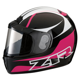 Z1R Womens Phantom Peak Snowmobile Helmet With Dual Pane Shield