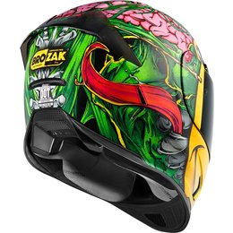 Icon Airframe Pro Brozak Full Face Helmet Green
