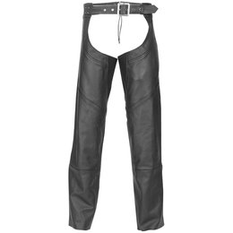 Highway 21 Mens Maverick Leather Chaps