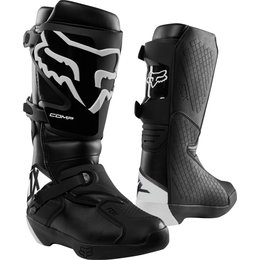 Fox Racing Mens Comp Boots Black