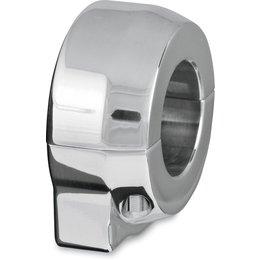 Jaybrake Throttle Housing Clamp Push In Aluminum For Harley