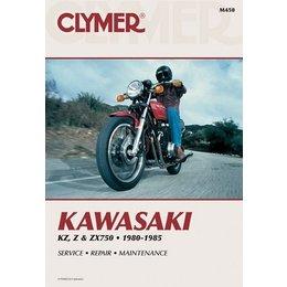 Clymer Repair Manual For Kawasaki KZ750 Z750 ZX750 80-85