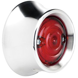 Biltwell Taillight LED Model E Polished Universal