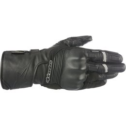 Alpinestars Mens Patron Gore-Tex Gore-Grip Leather Gloves Black