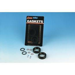 N/a James Gaskets Front Fork Oil Seal Kit Kayaba For Harley Fx Xl