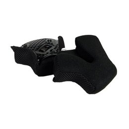 Fly Racing F2 Carbon Cheek Pad Black