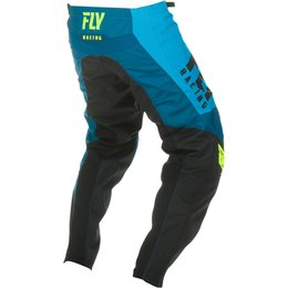 Fly Racing Youth Boys F-16 F16 Pants Blue