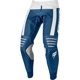 Shift Racing Mens 3lack Black Label Strike Pants Blue