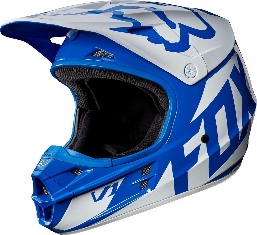 169 95 Fox Racing Mens V1 Race Dot Approved Motocross Mx