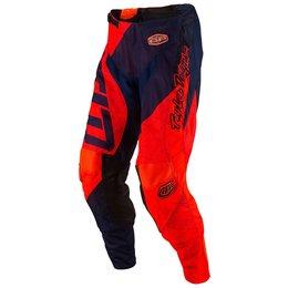 Troy Lee Designs Mens GP Air Quest Ventilated MX Motocross Riding Pants Orange