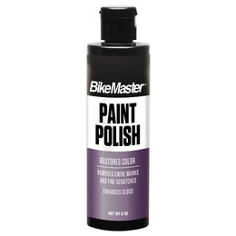 Bikemaster Paint Polish 8 Oz BM0769 Unpainted