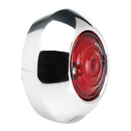 Biltwell Taillight LED Model C Polished Universal