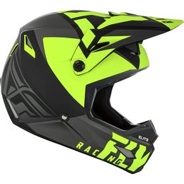 Fly Racing Elite Vigilant Helmet Black