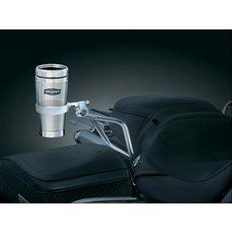 Chrome Kuryakyn Passenger Drink Holder With Mug Universal