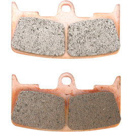 Drag Specialties Sintered Metal Front Brake Pads Single Set For Buell 1721-1362