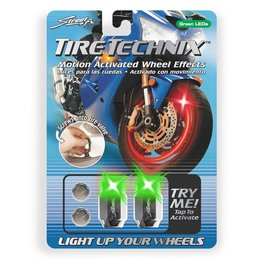 Green Street Fx Led Tire Technix Wheel Effects Hex