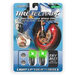 Green Street Fx Led Tire Technix Wheel Effects Hex