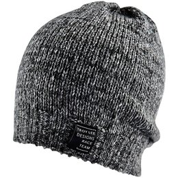 Troy Lee Designs Mens EL Paso Acrylic Beanie Hat Black