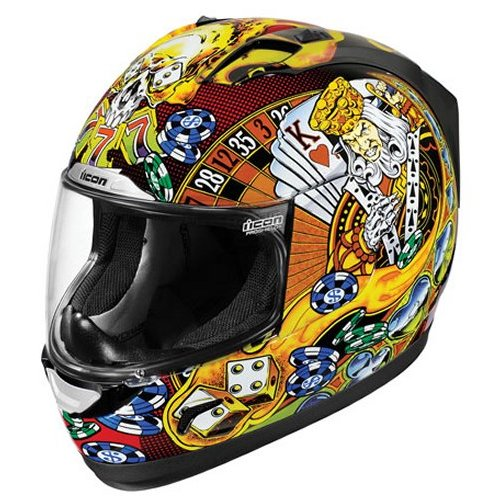 Discount Motorcycle Gear >> $170.00 Icon Alliance Lucky Lid #120814
