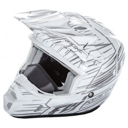 Fly Racing Kinetic Pro Cold Weather Helmet White