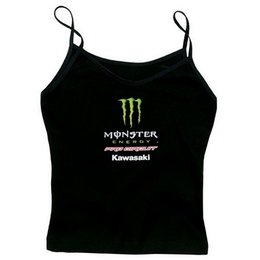 Black Pro Circuit Womens Team Monster Tank