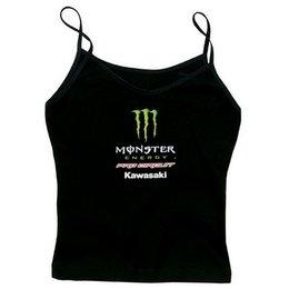 Black Pro Circuit Womens Team Monster Tank