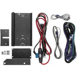 Rockford Fosgate RFKHD9813 Install Kit For PBR300X2/PBR300X4 Amp For H-D 98-13 Black