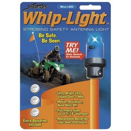 Blue Street Fx Antenna Whip Light Atv Universal