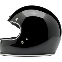 Biltwell Mens Gringo Full Face Helmet 2014 Black