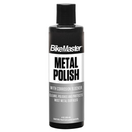 Bikemaster Metal Polish 8 Oz BM0478 Unpainted
