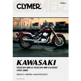 Clymer Repair Manual For Kawasaki VN800 VN-800 Vulcan 95-05