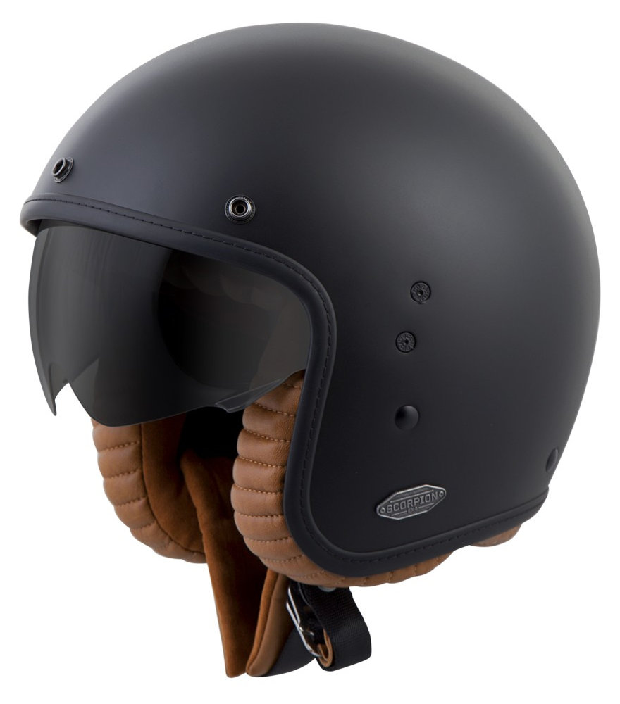 GMAX GM17 SPC Open Face Helmet w//Shield Solid Wine Red