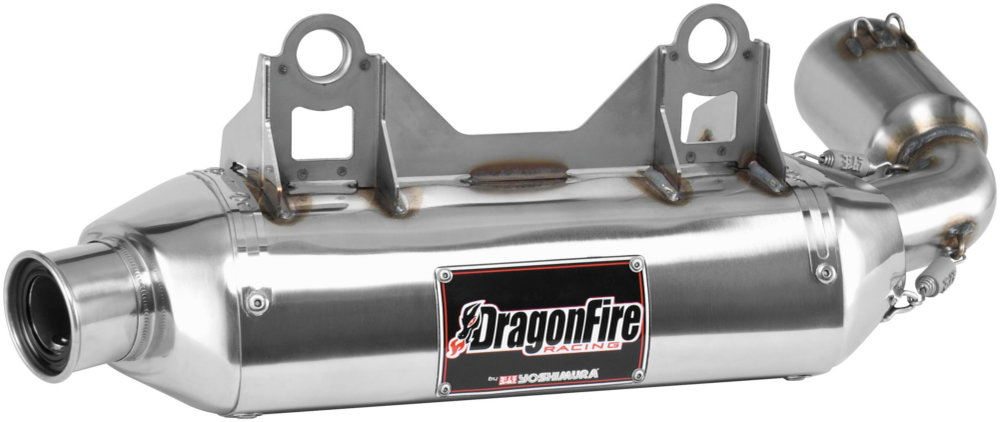 Racing Fire Suits >> $299.99 Dragonfire Racing Slip-On Exhaust System For #235404